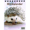 Nederlands, Kalender, Minikalender Dieren, 2021