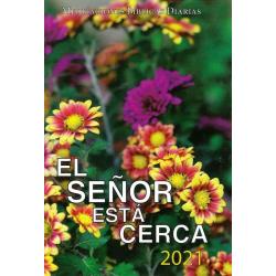 Spaans, Bijbels dagboek, De Heer is nabij, 2021