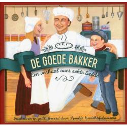 Nederlands, Prentenboek, De goede bakker, Sjoukje Kruidhof