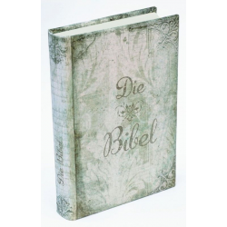Duits, Bijbel, Elberfelder, Medium formaat, Harde kaft, Vintage