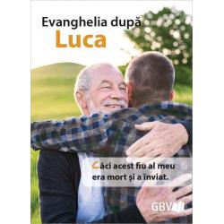 Roemeens, Bijbelgedeelte, Evangelie naar Lukas