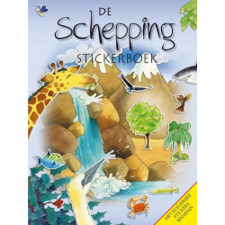 Nederlands, Kinderboek, De Schepping (Stickerboek), Su Box