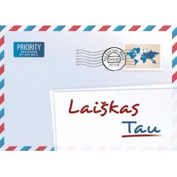 Litouws, Brochure, Een brief voor jou!