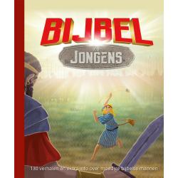 Nederlands, Bijbel voor jongens, Melissa Alex