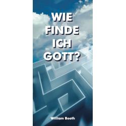 Duits, Traktaat, Hoe vind ik God? William Booth