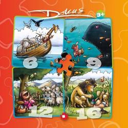Nederlands, Spellen, Dokus Kinderpuzzel