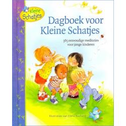 Nederlands, KinderBijbels dagboek, Dagboek voor kleine schatjes, C. Barnhill