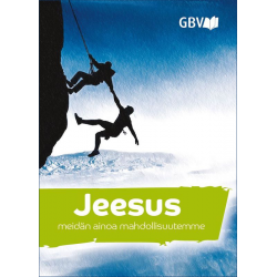 Fins, Brochure, Jezus - onze enige hoop, M. Paul