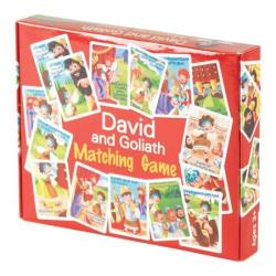 Engels, David & Goliath, Matching game