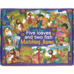 Engels, Five Loaves and Two Fish, Matching game