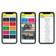Sleutelhanger Qr-code Digitale Bijbel App