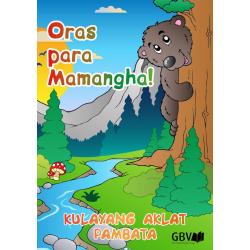 Tagalog, Kleurboek, Wát een wonder!