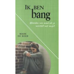 Nederlands, Brochure, Ik ben bang, Mark de Boer