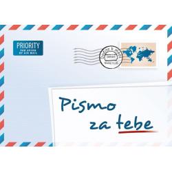 Kroatisch, Brochure, Een brief voor jou!