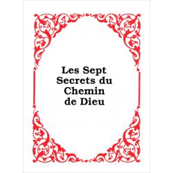 Frans, Brochure, Frans, Brochure, De zeven geheimen van Gods weg, Lilias Trotter