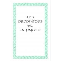 Frans, Brochure, De Profeten en het Woord