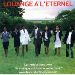 Frans, CD, Louange à l'Eternel