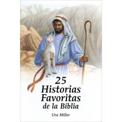 Spaans, Kinderbijbel, 25 Favoriete Bijbelverhalen, Ura Miller