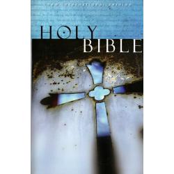 Engels, Bijbel, NIV, Groot formaat, Paperback, Kruis