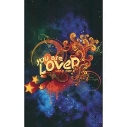 Engels, Bijbel, NLT, You Are Loved, Paperback