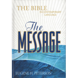 Engels, Bijbel, Message, Groot formaat, Harde kaft