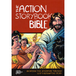 Engels, The Action Storybook Bible, Sergio Cariello
