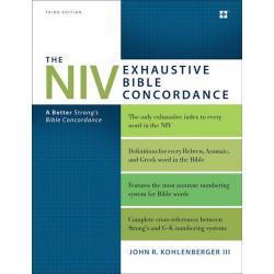 Engels, Concordantie, NIV, John R. Kohlenberger III