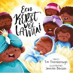 Nederlands, Kinderboek, Een kerst vol lawaai, Tim Thornborough