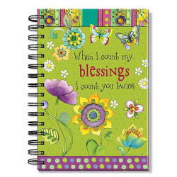 Engels, Notebook, When I count my blessings