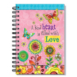 Engels, Notebook, A kind heart is filled with love