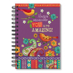 Engels, Notebook, Always remember you are amazing!