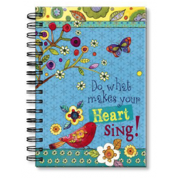 Engels, Notebook, Do what makes your heart sing!