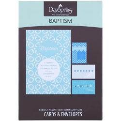 Engels. Kaartenbox, Baptism