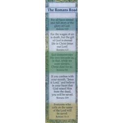 Engels, Boekenlegger, The Romans Road