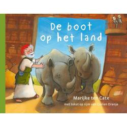 Nederlands, Kartonboek, Boot op het land, Marijke ten Cate