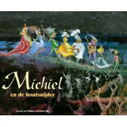 Nederlands, Kinderboek, Michiel en de houtsnijder, Gerard van Midden