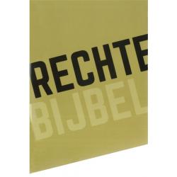 Rechte Bijbel, (BGT), Medium formaat, Paperback