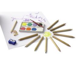 Kleurpotloden, God's Colouring set