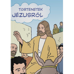 Hongaars, Kinderbijbel, Het verhaal van Jezus