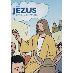 Lets, Kinderbijbel, Het verhaal van Jezus