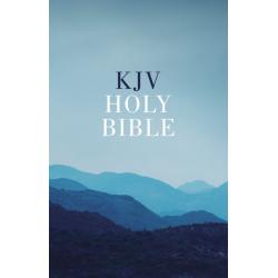 Engels, Bijbel, KJV, Groot formaat, Paperback