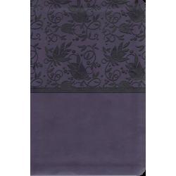 Engels, Bijbel, NKJV, Klein formaat, Purple