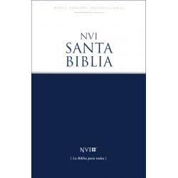 Spaans, Bijbel, NVI, Groot formaat, Paperback