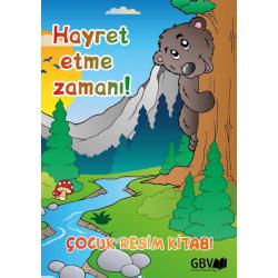 Turks, Kleurboek, Wát een wonder!
