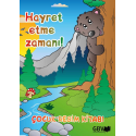 Turks, Kinderkleurboek, Wát een wonder!