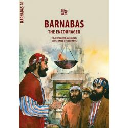 Engels, Barnabas - The Encourager, Carine MacKenzie