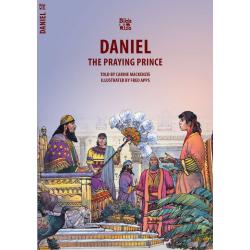 Engels, Kinderboek, Daniel -The Praying Prince, Carine MacKenzie