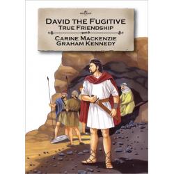 Engels, Kinderboek, David the Fugitive - True friendship, Carine MacKenzie