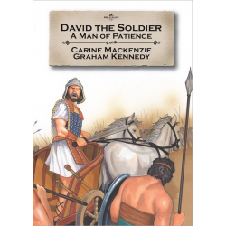 Engels, David the Soldier - A man of patience, Carine MacKenzie