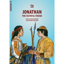 Engels, Kinderbijbel, Jonathan-the faithful friend, Carine MacKenzie